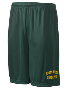 "Emmaus High School Hornets Men's Competitor Short, 9"" Inseam"