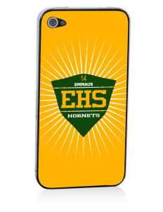 Emmaus High School Hornets Apple iPhone 4/4S Skin