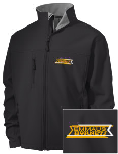 Emmaus High School Hornets Embroidered Men's Soft Shell Jacket