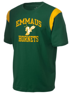 Emmaus High School Hornets Holloway Men's Rush T-Shirt