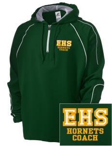 Emmaus High School Hornets Embroidered Russell Men's Team Prestige 1/4 Zip Jacket
