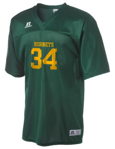 Emmaus High School Hornets  Russell Men's Replica Football Jersey