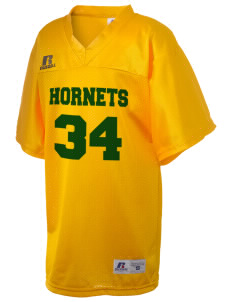 Emmaus High School Hornets Russell Kid's Replica Football Jersey