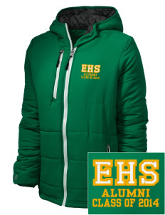 Emmaus High School Hornets Holloway Embroidered Women's Tropo Jacket