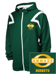 Emmaus High School Hornets Embroidered Holloway Men's Strato Jacket