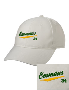 Emmaus High School Hornets Embroidered adidas Performance Max Front Cap