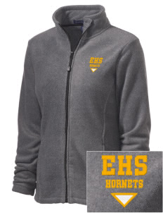 Emmaus High School Hornets Embroidered Women's Wintercept Fleece Full-Zip Jacket