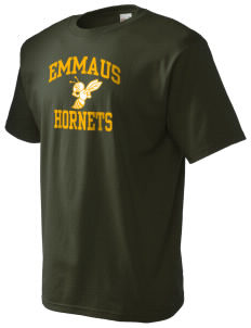 Emmaus High School Hornets Men's Organic T-Shirt