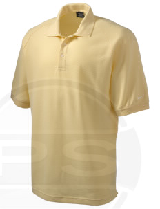 Emmaus High School Hornets Embroidered Nike Men's Pique Knit Golf Polo