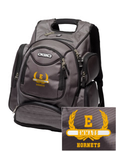 Emmaus High School Hornets Embroidered OGIO Metro Backpack