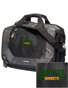 Emmaus High School Hornets Embroidered OGIO Corporate City Corp Messenger Bag