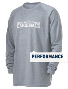 Barrett Learning Center Cardinals Men's Ultimate Performance Long Sleeve T-Shirt
