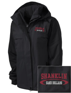 Shanklin Elementary School Sand Dollars  Embroidered Women's Nootka Jacket