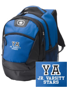 Yoakum Primary Annex School Stars Embroidered OGIO Rogue Backpack