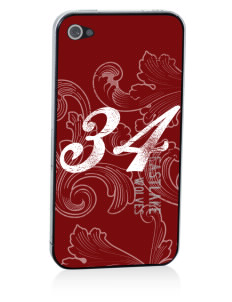 Eastlake High School Wolves Apple iPhone 4/4S Skin