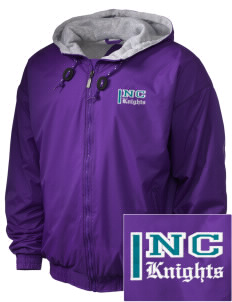 North Cedar Middle School Knights Embroidered Holloway Men's Hooded Jacket