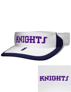 North Cedar Middle School Knights Embroidered M2 Sideline Adjustable Visor