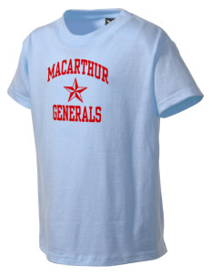 Douglas MacArthur High School Generals Kid's T-Shirt