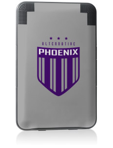Alternative Academy Phoenix Kindle Keyboard 3G Skin