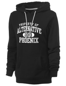 Alternative Academy Phoenix Women's Core Fleece Hooded Sweatshirt