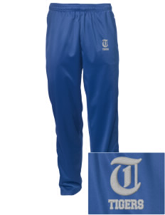 Cumberland County Technical Education Center Tigers Embroidered Men's Tricot Track Pants