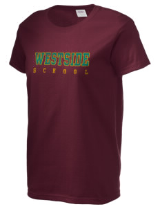 Westside School School Women's 6.1 oz Ultra Cotton T-Shirt