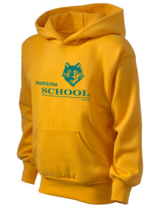 Westside School School Kid's Hooded Sweatshirt