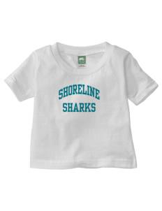 Shoreline Middle School Sharks Toddler T-Shirt