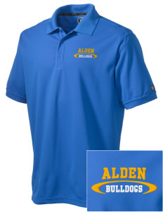 Alden Middle School Bulldogs Embroidered OGIO Men's Caliber Polo