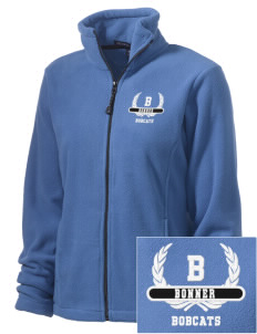 Bonner Elementary School Bobcats Embroidered Women's Wintercept Fleece Full-Zip Jacket