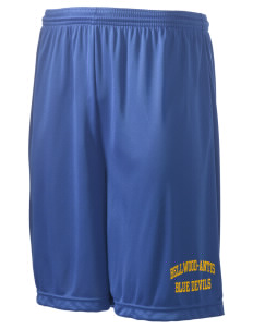 "Bellwood-Antis Middle School Blue Devils Men's Competitor Short, 9"" Inseam"