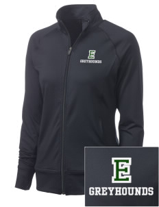 East Elementary School Greyhounds Women's NRG Fitness Jacket