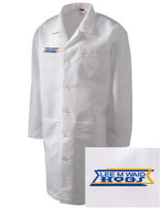 Lee M Waid Elementary School Hogs Full-Length Lab Coat