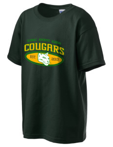 Glendale Adventist Academy Cougars Kid's 6.1 oz Ultra Cotton T-Shirt