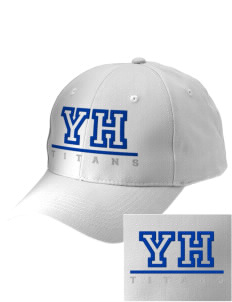 Yeshivah Harambam School Titans Embroidered Low-Profile Cap
