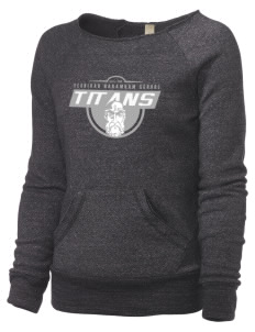 Yeshivah Harambam School Titans Alternative Women's Maniac Sweatshirt