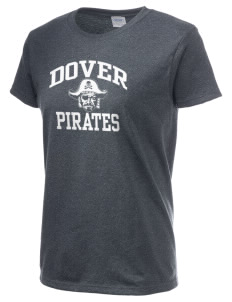 Dover Middle School Pirates Women's 6.1 oz Ultra Cotton T-Shirt