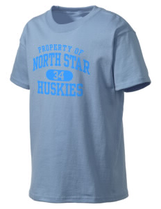 North Star Elementary School Huskies Kid's Essential T-Shirt