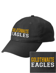 Goldthwaite Middle School Eagles  Embroidered New Era Adjustable Unstructured Cap