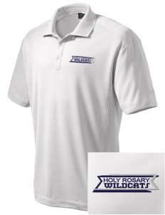 Holy Rosary Academy Wildcats Embroidered Nike Men's Dri-Fit Classic Polo