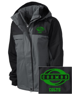 Coombs Middle School Colts  Embroidered Women's Nootka Jacket