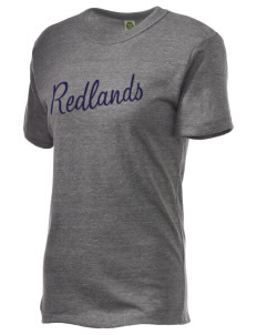 Redlands Adventist Academy Bulldogs Embroidered Alternative Unisex Eco Heather T-Shirt