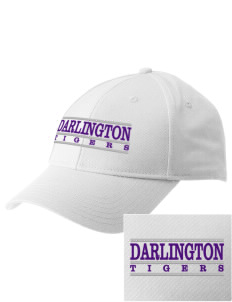 Darlington School Tigers  Embroidered New Era Adjustable Structured Cap