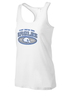 Calvary Christian School Eagles Women's Racerback Tank