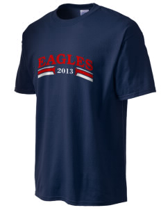 Christian Faith School Eagles Tall Men's Essential T-Shirt