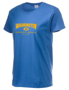 Washington Elementary School Eagles Women's 6.1 oz Ultra Cotton T-Shirt