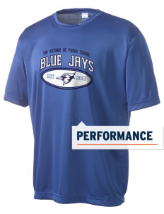 San Antonio De Padua School Blue Jays Men's Competitor Performance T-Shirt