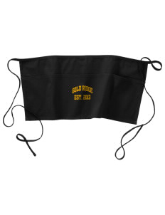 Gold Ridge Elementary School Miners Waist Apron with Pockets