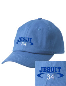 Jesuit High School Tigers Embroidered Champion 6-Panel Cap