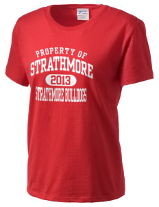 Strathmore Middle School Strathmore Bulldogs Women's Essential T-Shirt